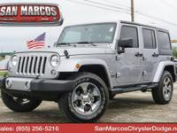KBB.com 10 Most Awarded Brands. This Jeep Wrangler