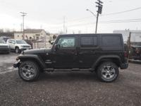 2017 Jeep Wrangler Unlimited Sahara ABS brakes, Alloy