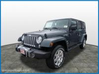 2017 Jeep Wrangler Unlimited Sahara ABS brakes, Alloy