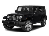 2017 Jeep Wrangler Unlimited ABS brakes, Compass,