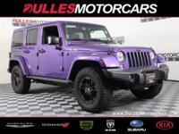 Xtreme Purple Pearlcoat 2017 Jeep Wrangler Unlimited