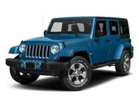 Jeep Certified, CARFAX 1-Owner, ONLY 2,817 Miles!