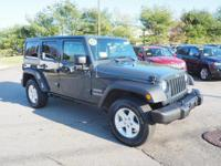 CARFAX 1-Owner, Local One Owner, Jeep Certified, LOW