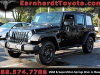 We are thrilled to offer you this *1-OWNER 2017 JEEP