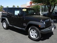 Say Yes To Express!! 2017 Jeep Wrangler Unlimited Sport