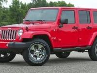 Recent Arrival!  Clean CARFAX. Black 2017 Jeep Wrangler