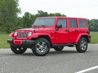 2017 Jeep Wrangler Unlimited Sport  Options:  16 Inch