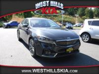 New Arrival! This Kia Cadenza is Certified Preowned!