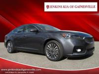 The 2017 Kia Cadenza is completely redesigned and