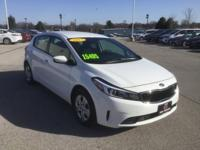 New Price! Certified. 2017 Kia Forte LX *FACTORY