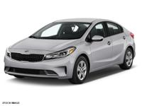 Make sure to get your hands on this 2017 Kia Forte LX
