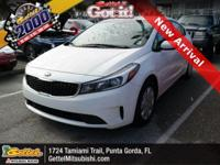 Scores 38 Highway MPG and 29 City MPG! This Kia Forte
