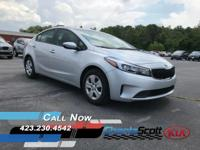 PREMIUM & KEY FEATURES ON THIS 2017 Kia Forte include,