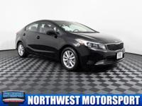 Clean Carfax One Owner Sedan with Backup Camera!