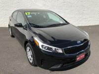 Look at this 2017 Kia Forte LX. Its Automatic