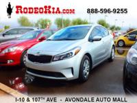 New Arrival! *Bluetooth* This 2017 Kia Forte LX is