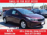 **CERTIFIED**. Power To Surprise! Kia FEVER! New