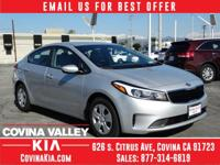 You'll NEVER pay too much at Covina Valley Kia! Ready