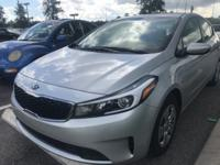 2017 Kia Forte LX WOW! NAPLETON GOLD CERTIFIED- BUY