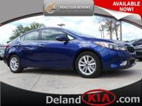 Check out this gently-used 2017 Kia Forte we recently