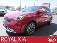 This 2017 Kia NIRO Touring will sell fast!! SAVE MONEY