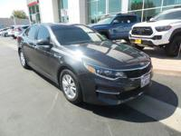 New Arrival! This 2017 Kia Optima LX, has a great