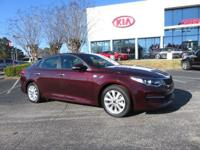 CARFAX One-Owner. Sangria 2017 4D Sedan Kia Priced