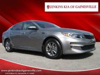 The iconic 2017 Kia Optima is undeniable style that