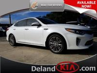 Deland Kia is excited to offer this 2017 Kia Optima.