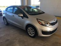 EPA 36 MPG Hwy/27 MPG City! Kia Certified, Excellent