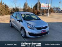 This outstanding example of a 2017 Kia Rio LX is