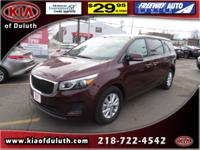 For a top driving experience, check out this 2017 Kia