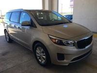 CARFAX 1-Owner, Excellent Condition, Kia Certified,