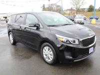 This smooth 2017 Kia Sedona LX would look so much