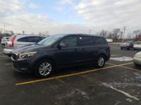 **KIA**SEDONA**LEATHER**THIRD ROW**