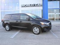 CARFAX 1-Owner. EPA 24 MPG Hwy/18 MPG City! Third Row