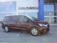 CARFAX 1-Owner. FUEL EFFICIENT 24 MPG Hwy/18 MPG City!