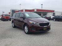 FUEL EFFICIENT 24 MPG Hwy/18 MPG City! CARFAX 1-Owner.