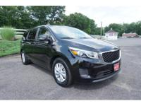 2017 Kia Sedona LX Black  Kia Certified Pre-Owned