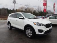 This 2017 Kia Sorento LX V6 is a great option for folks