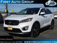 The Kia Sorento is designed with a sleeker, more