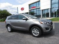 CARFAX One-Owner. Titanium Silver 2017 4D Sport Utility
