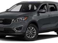 Options:  2017 Kia Sorento 2.4 Lx|This 2017 Kia Sorento