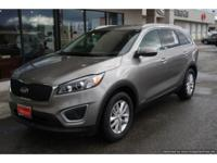 Sorento LX AWD with 3rd Row Seat and Convenience
