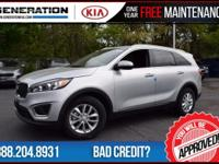 Test drive vehicle!! Only 5,415 miles!  Silver 2017 Kia