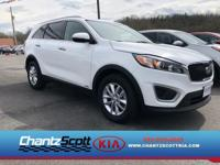 New Arrival! AWD, This Kia Sorento is CERTIFIED!