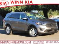 New Price! *BLUETOOTH*, *BACK UP CAMERA*, Sorento LX,
