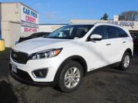2017 Kia Sorento LX AWD 6-Speed Automatic with