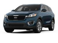 It doesn't get much better than this 2017 Kia Sorento