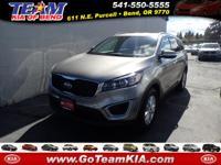 Kia Certified and AWD. Hurry in! Hurry and take